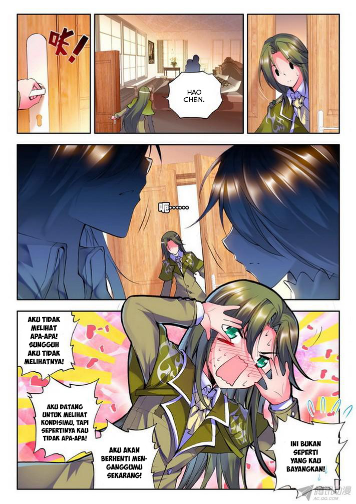 Shen Yin Wang Zuo Chapter 89