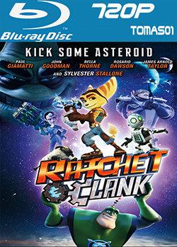 Ratchet y Clank (2016) BRRip 720p / BDRip m720p