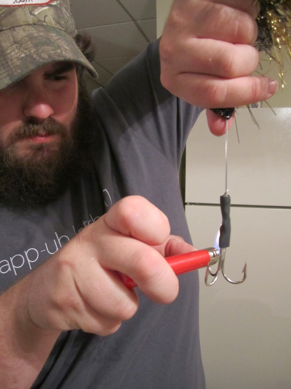 Peelin' Drag Extreme Fishing: Making a Double Cowgirl Muskie