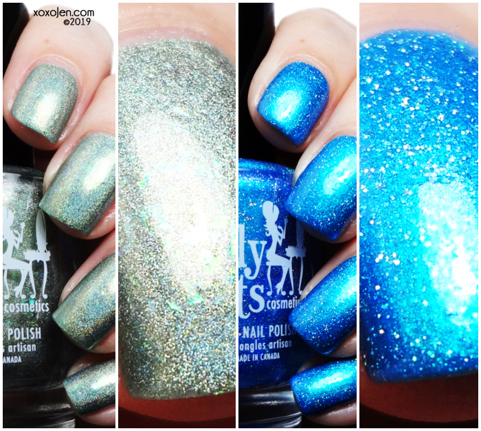 xoxoJen's swatch of Girly Bits March COTM