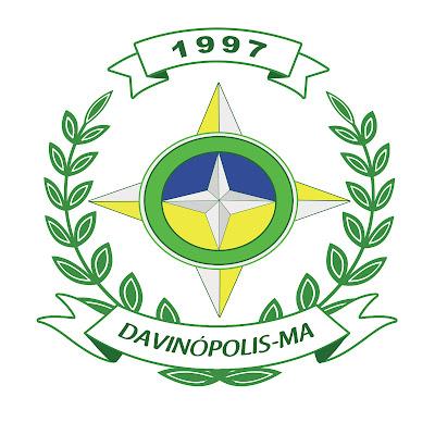 Brasão municipal de Davinópolis - MA
