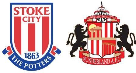 Resultado de imagem para Stoke City vs Sunderland