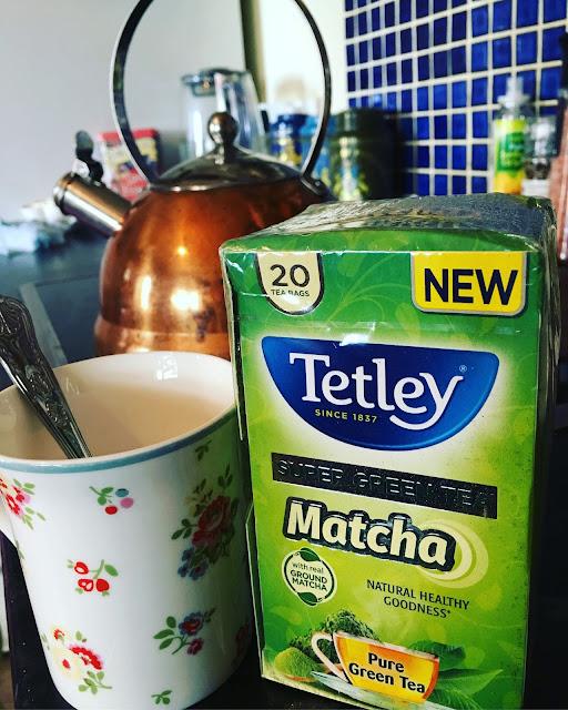 Tetley Matcha Super Green Tea