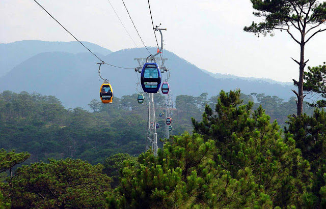 Fansipan Legend Cable Car System-Facts that not many People Know