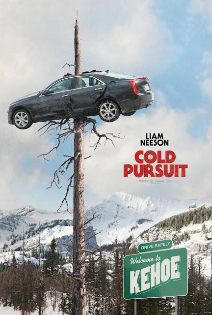 cold pursuit poster