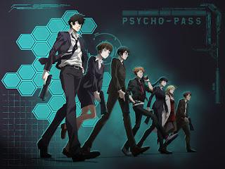 Hệ Số Tội Phạm -Psycho Pass