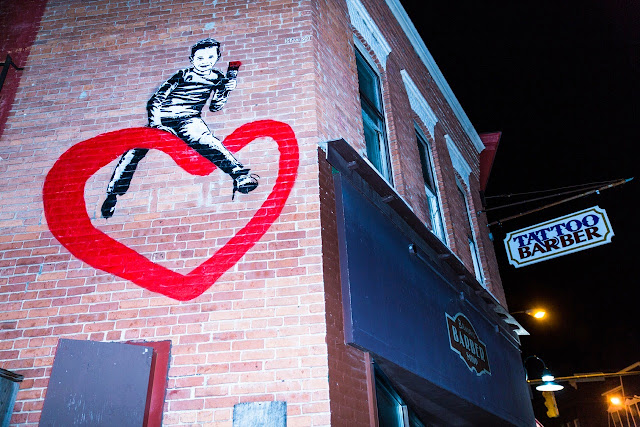 Street Art by Icy and Sot For Wall Therapy Urban Art Festival In Rochester, USA. 4