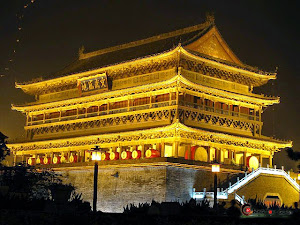 Drum Tower. Xi'an