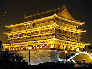 Drum Tower. Xi'an