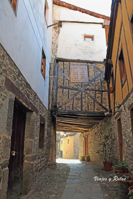 Calle La Riega de Potes
