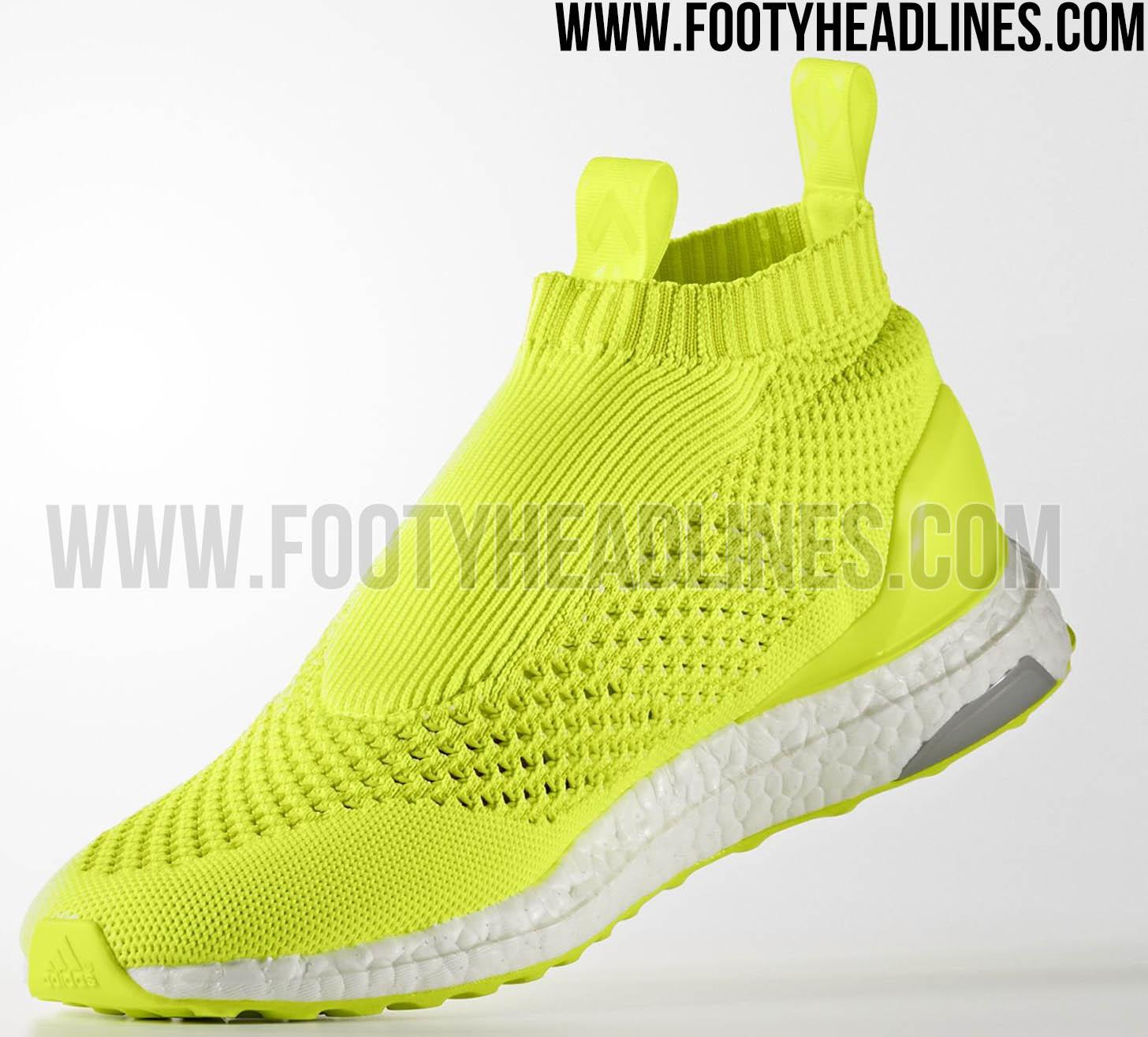 separation shoes 36bdf 47764 Siêu phẩm giày chạy bộ không dây Adidas Ace 16+ Purecontrol