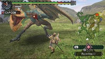 Monster Hunter Freedom 2 Game PPSSPP Android