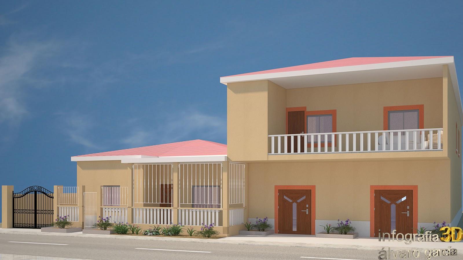 Dise o 3d interiores exteriores for Diseno de interiores 3d 7 0