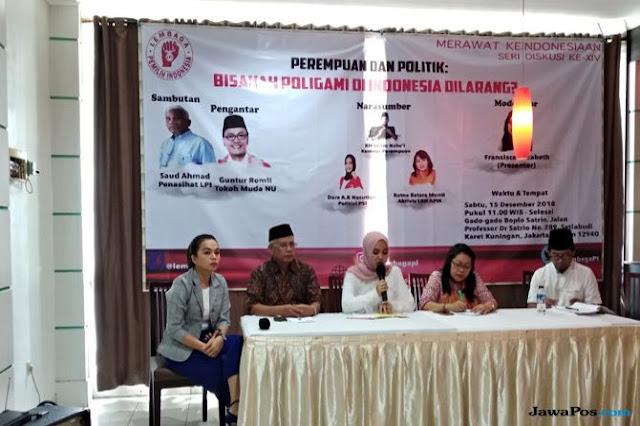 PSI Tolak Poligami, Guntur Romli: Melarang Poligami Juga Sunah Nabi