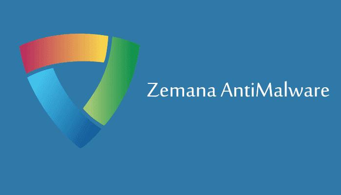 أقوي مكافح للفيروسات للكمبيوتر Zemana Anti-Malware
