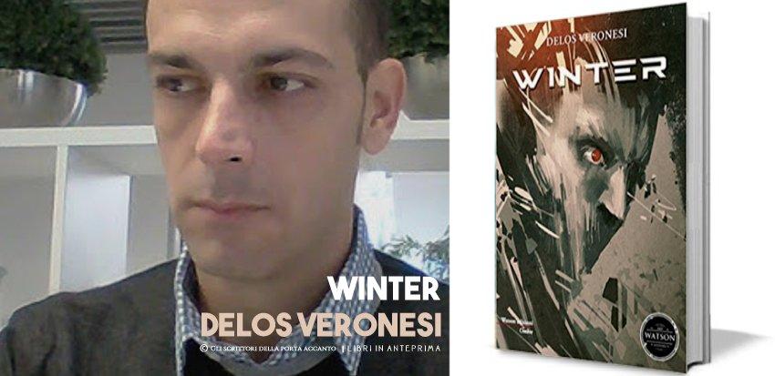 Delos Veronesi presenta Winter - Gli scrittori della porta accanto