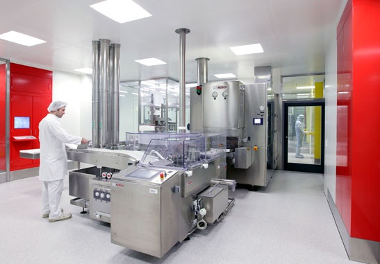 Sterile Processing Area