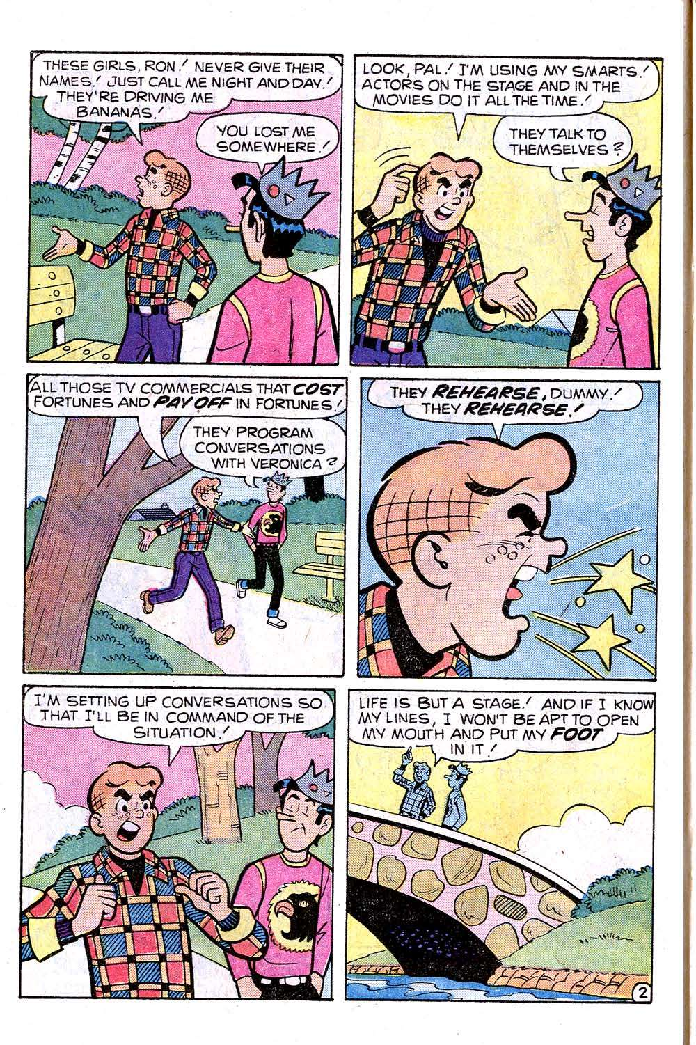 Read online Archie (1960) comic -  Issue #263 - 14
