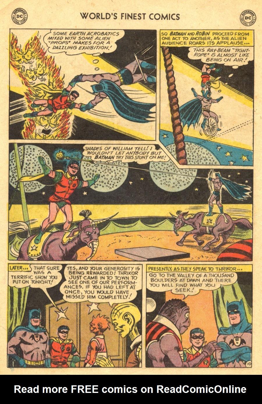 Read online World's Finest Comics comic -  Issue #130 - 12