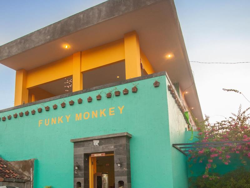 Funky Monkey Bali