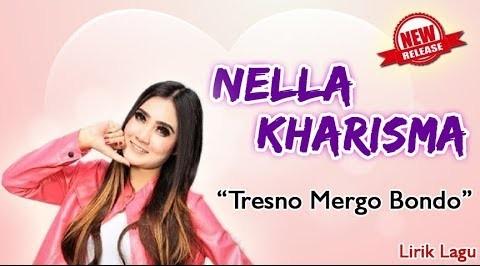 Lirik Lagu Tresno Mergo Bondo Nella Kharisma Asli dan Lengkap Free Lyrics Song