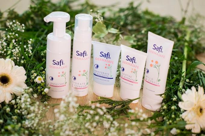 Safi DERMASAFE | Rangkaian Penjagaan Kecantikan Bagi Kulit Sensitif