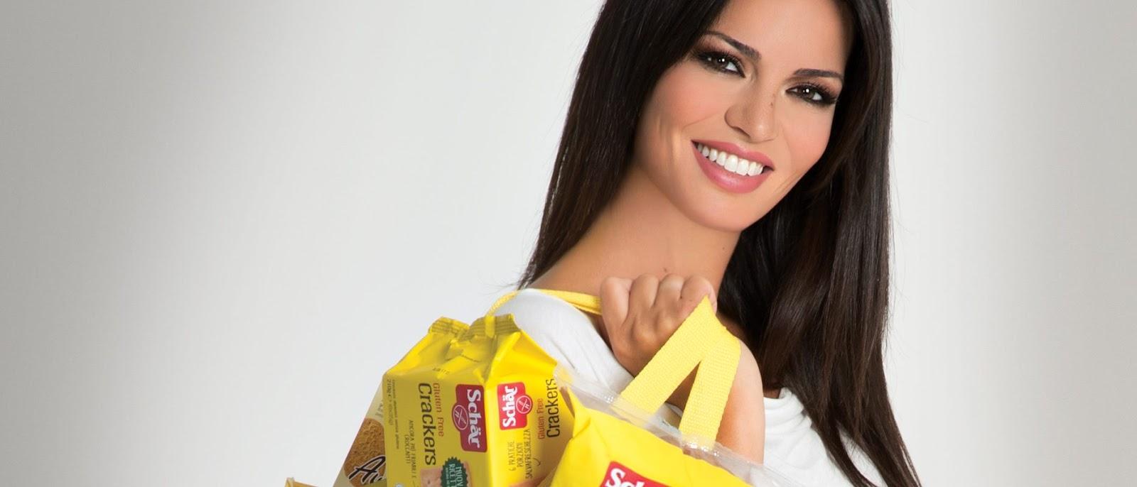 Laura Torrisi testimonial Pubblicità Shar Glutine free: ecco chi è la testimonial