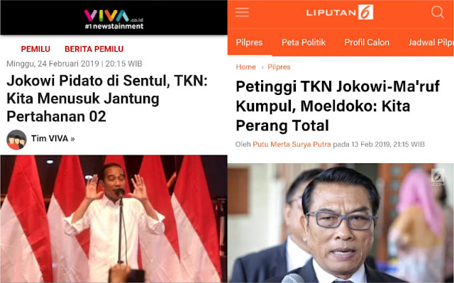 JS Prabowo: Kemarin Ngajak Perang Total, Sekarang Bicara Menusuk Jantung