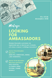 Looking for Ambassadors Málaga