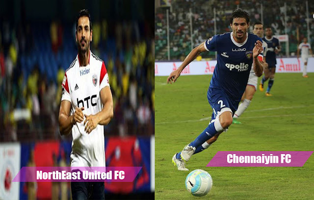 chennaiyin-fc-vs-northeast-united-fc-players-squad-isl-2017-18