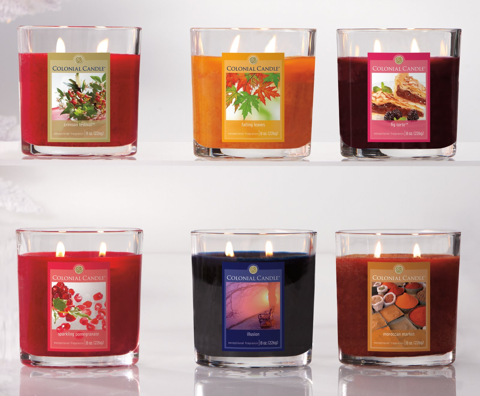 Gift home today new candle fragrances for the holidays - Home interiors and gifts candles ...