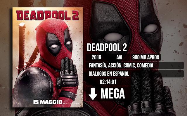Deadpool%2B2 - Mostrar Mensajes - mundotaikan