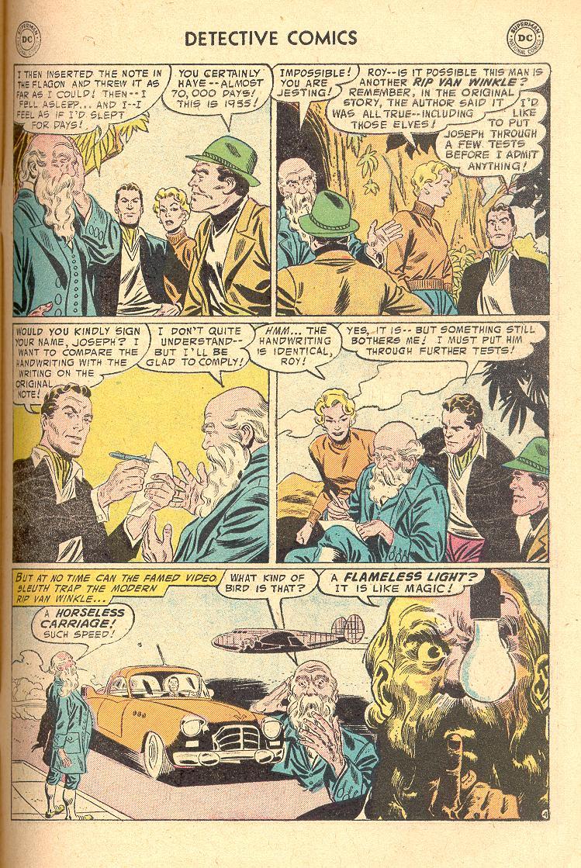 Detective Comics (1937) 222 Page 30