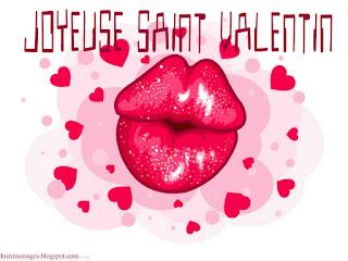 beaux messages pour saint valentin