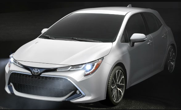 Explore the 2020 Toyota Corolla Features & Specs