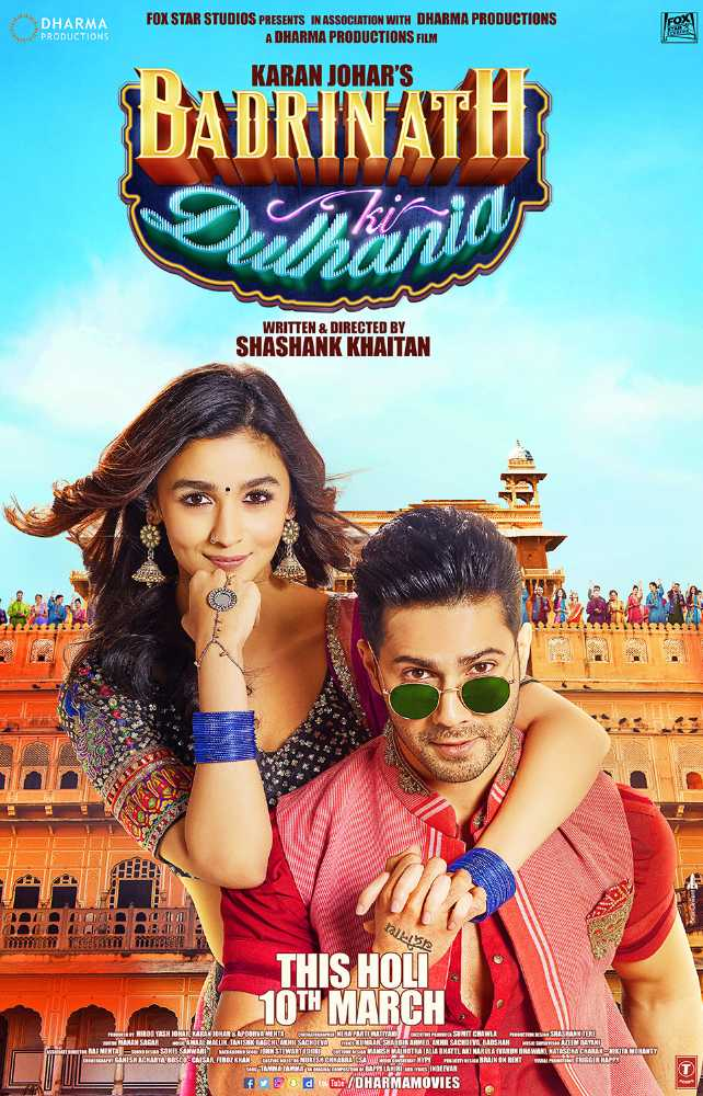 Badrinath Ki Dulhania (2017) HD Mobile Movie Download