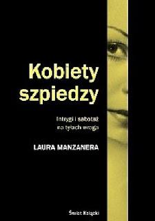 Kobiety szpiedzy - Laura Manzanera