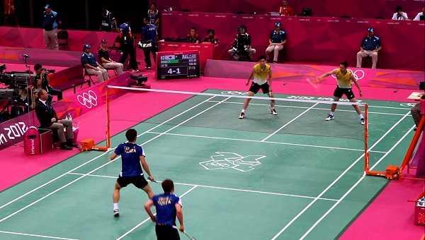 Bulu Tangkis (Badminton) - Pelangi Blog