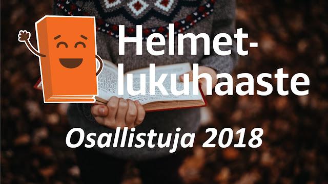 Image result for helmet lukuhaaste 2018