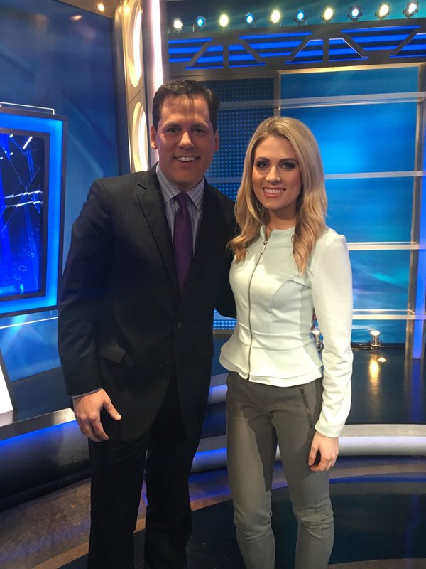 A Look at Absolutely Gorgeous Sports Anchor & Reporter