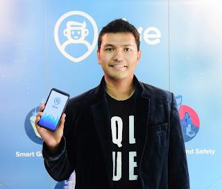 Rama Raditya, Founder dan CEO Qlue