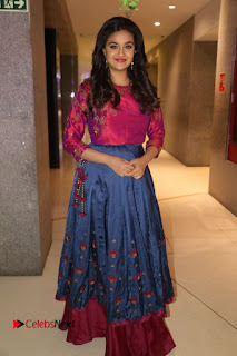 Actress Keerthi Suresh Stills at Remo Success Meet  0151.JPG