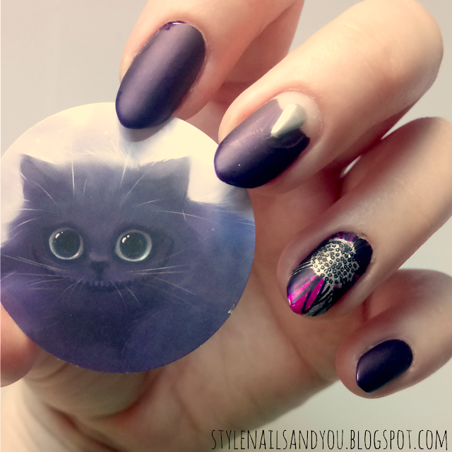 Purple Magic | Nail Studs Wheel | BeautyBigBang Review