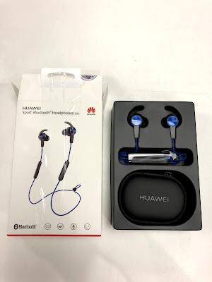 Huawei Sport Bluetooth Headphones Lite AM61 Unboxing Review