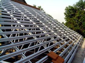 jasa pasang kanopi baja ringan bekasi pembuatan pagar teralis bahan besi