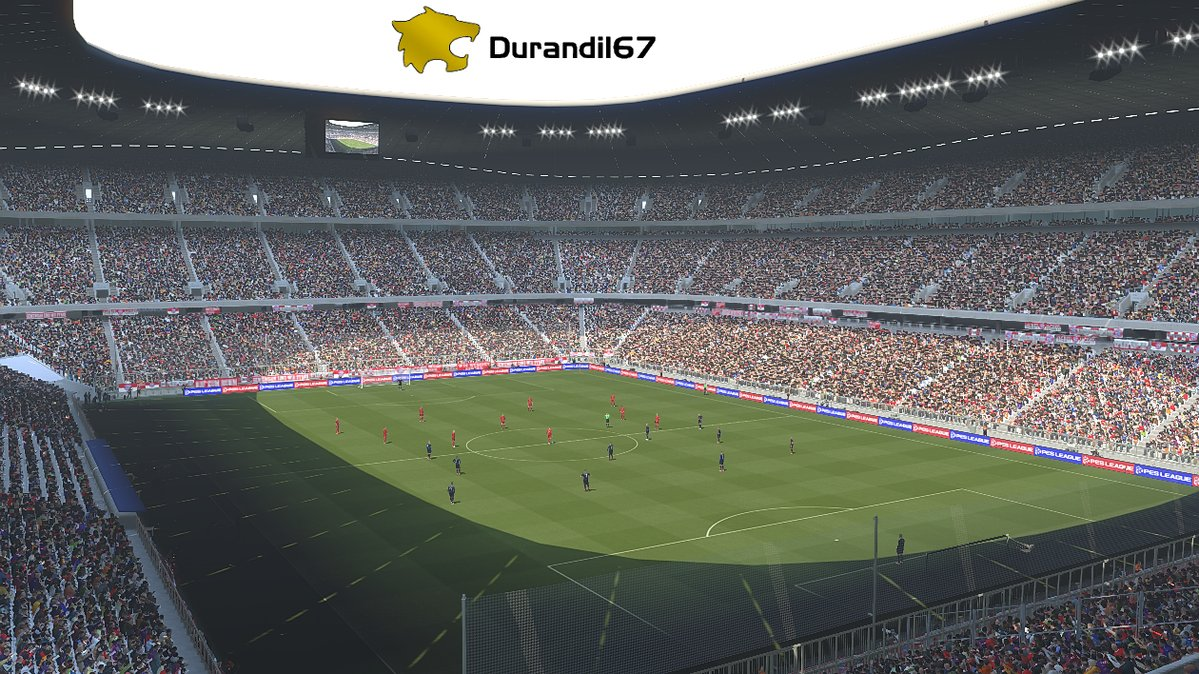 PES 2018 Allianz Arena 0 5 PC Mod by Durandil67