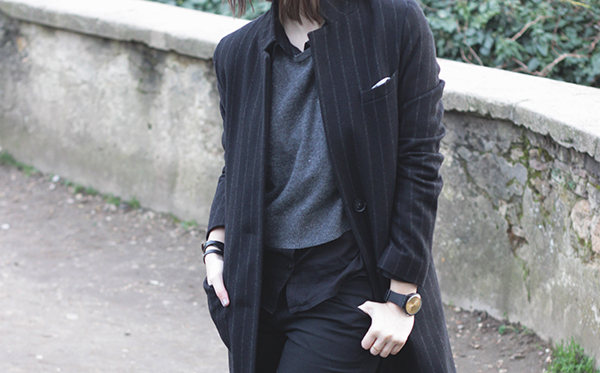 clémence m blog mode manteau trench & coat