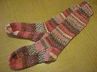 Eleanor's Crofter Socks 1
