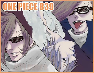 Spoiler One Piece Chapter 839