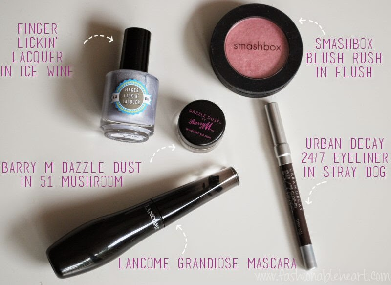 Smashbox Lancome Urban Decay Barry M